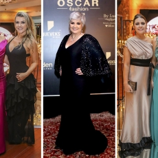 O glamour na Noite do Oscar revista Sul Fashion