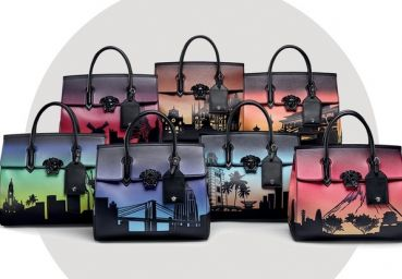 Seven Bags for Seven Cities: modelos exclusivos by Versace