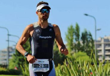 Bruno Matheus competirá na elite do IronMan Florianópolis