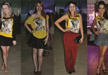 Fashionistas do Enmoda arrasam nos Looks