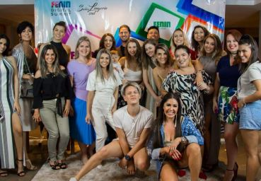 Press Day FENIN Fashion reúne influencers da capital