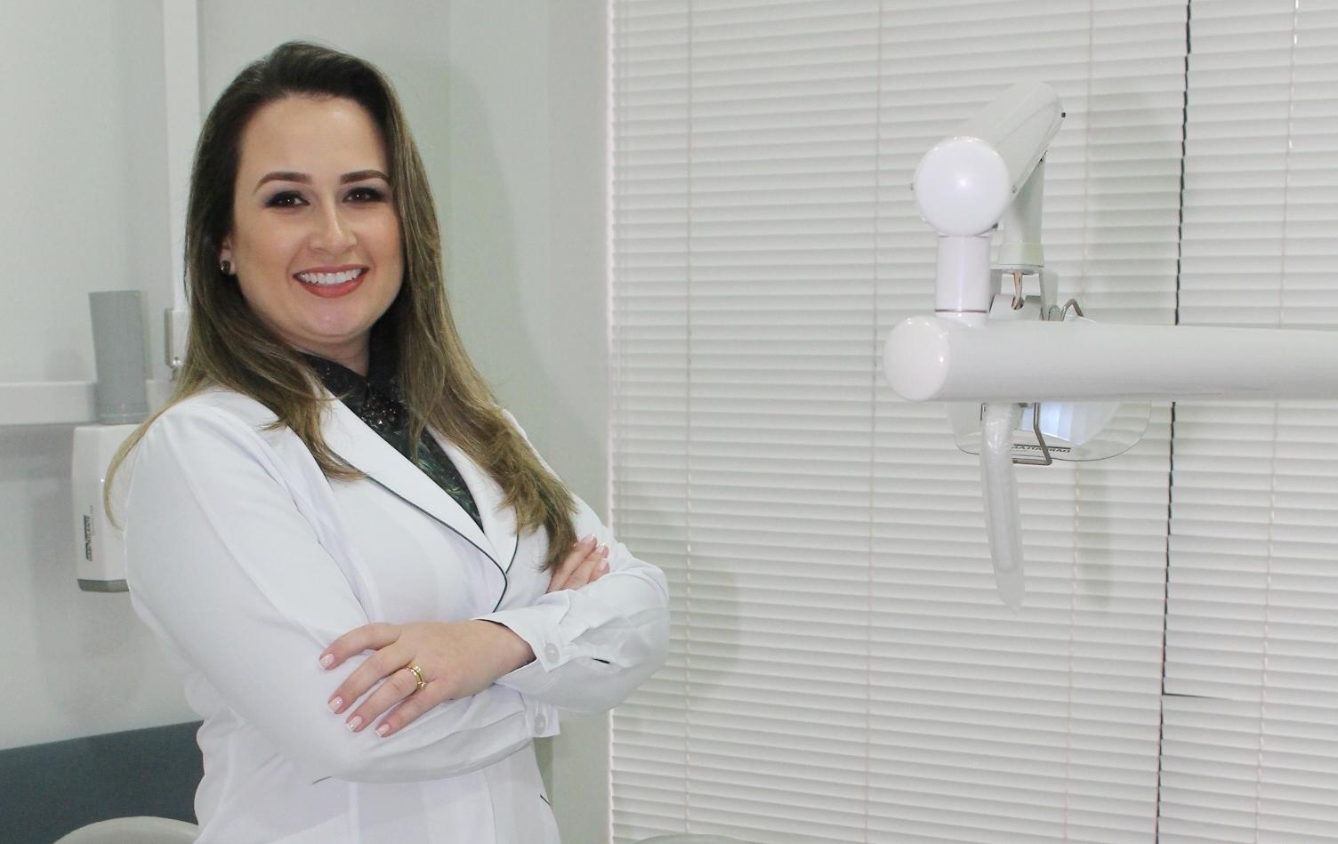 Dra. Francini Souza fala sobre o conceito de atendimento diferenciado na odontologia